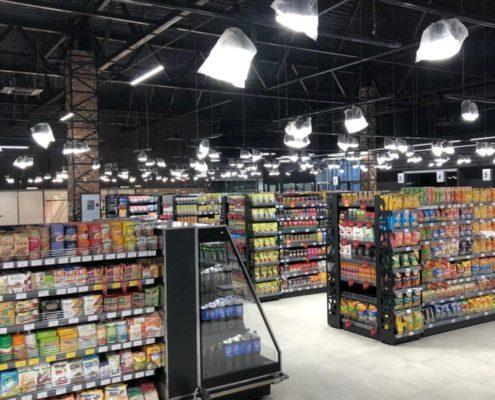 разработка проекта супермаркета