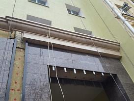 проектирование наружных стен